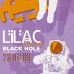 LOCANDINA Black Hole 22 aprlie 09